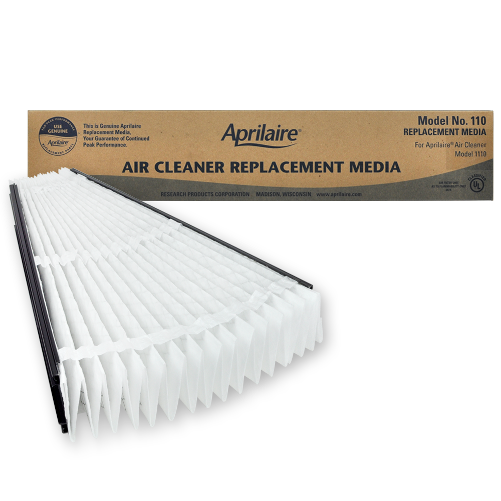 Aprilaire #110 MERV 11 Replacement Filter