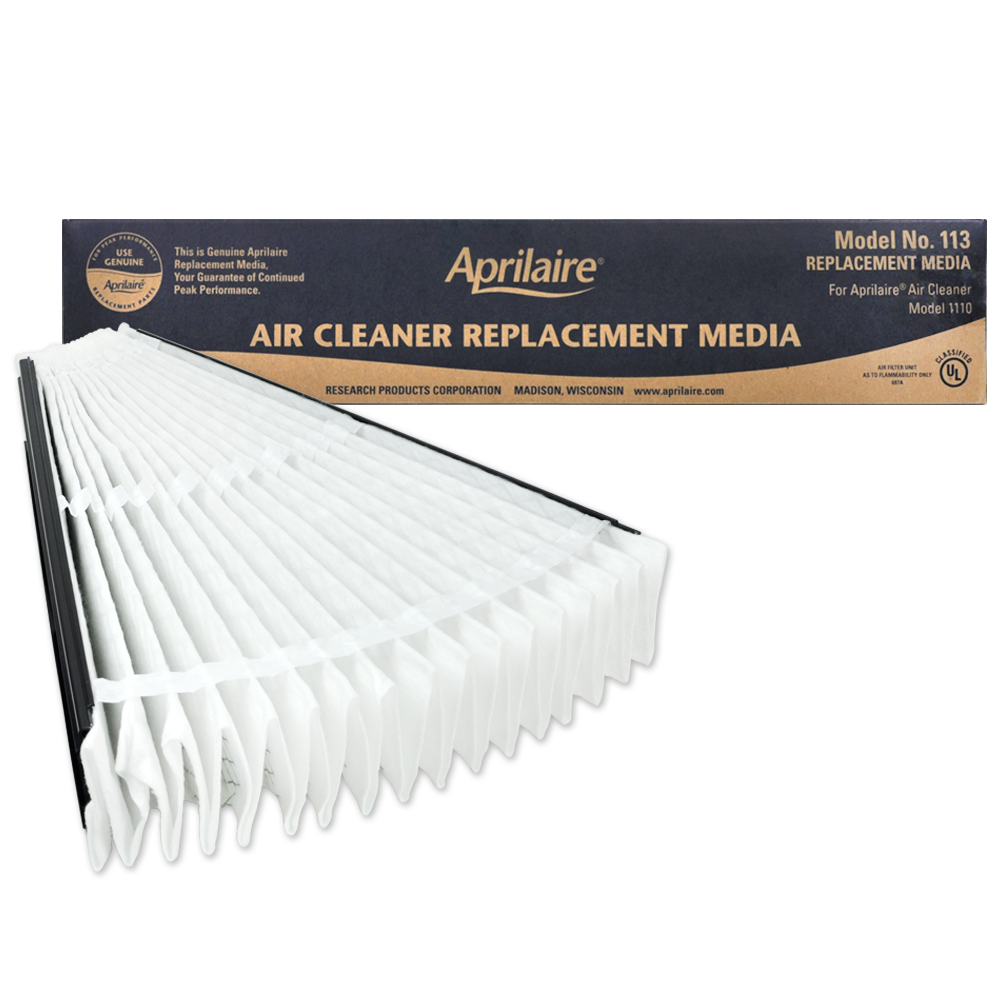 Aprilaire #113 MERV 13 Replacement Filter