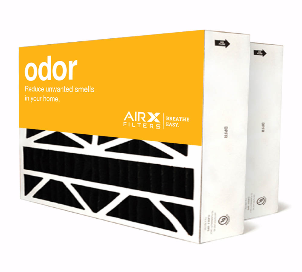 16x28x6 AIRX ODOR Aprilaire 401 Replacement Air Filter - Carbon
