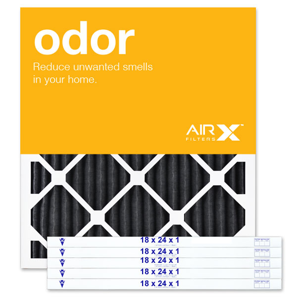 18x24x1 AIRx ODOR Air Filter - Carbon