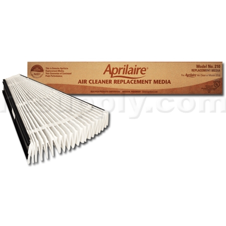Aprilaire #210 MERV 11 Replacement Filter