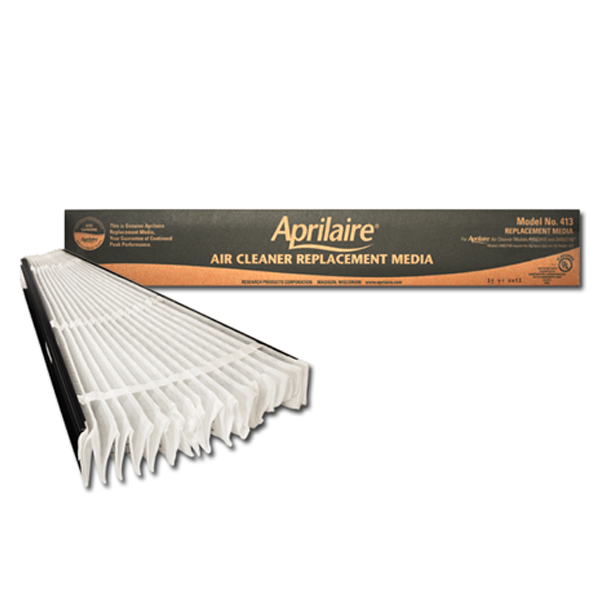 Aprilaire / Space-Gard #413 MERV 13 Replacement Filter - Single