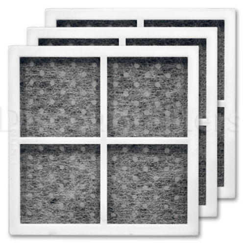 LG ADQ73214404 - Refrigerator Air Filter, 3-Pack