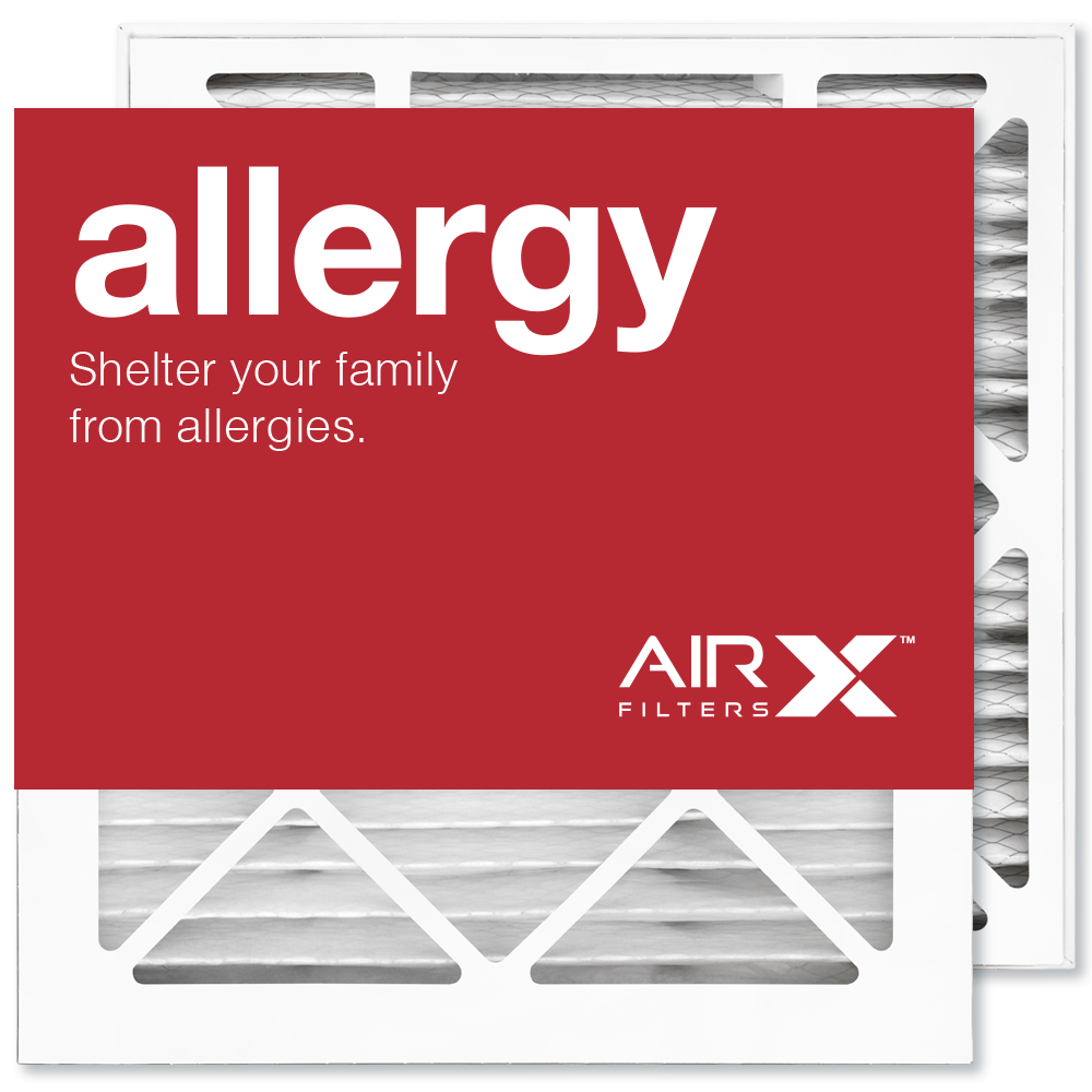 20x20x5 AIRx ALLERGY Honeywell FC40R1003 Replacement Return Grille Filter - MERV 11