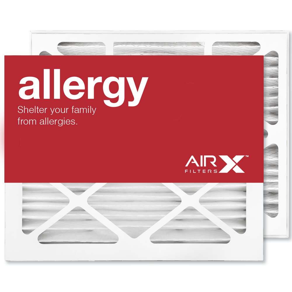 20x25x5 AIRx ALLERGY Honeywell FC40R1011 Replacement Return Grille Filter - MERV 11