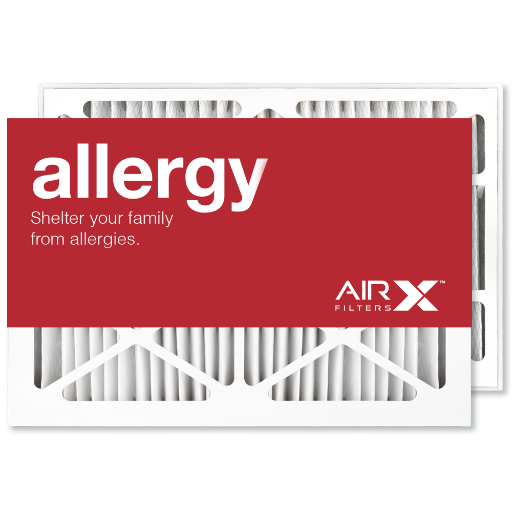 20x30x5 AIRx ALLERGY Honeywell FC40R1029 Replacement Return Grille Filter - MERV 11