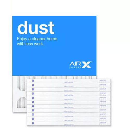 20x20x2 AIRx DUST Air Filter - MERV 8