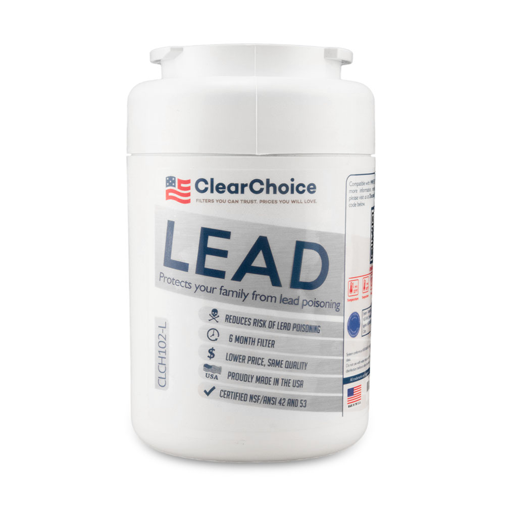 ClearChoice Replacement for GE MWF Filter -  Lead Reduction