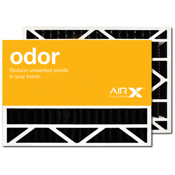 20x25x6 AIRx ODOR Aprilaire 201 Replacement Air Filter - Carbon