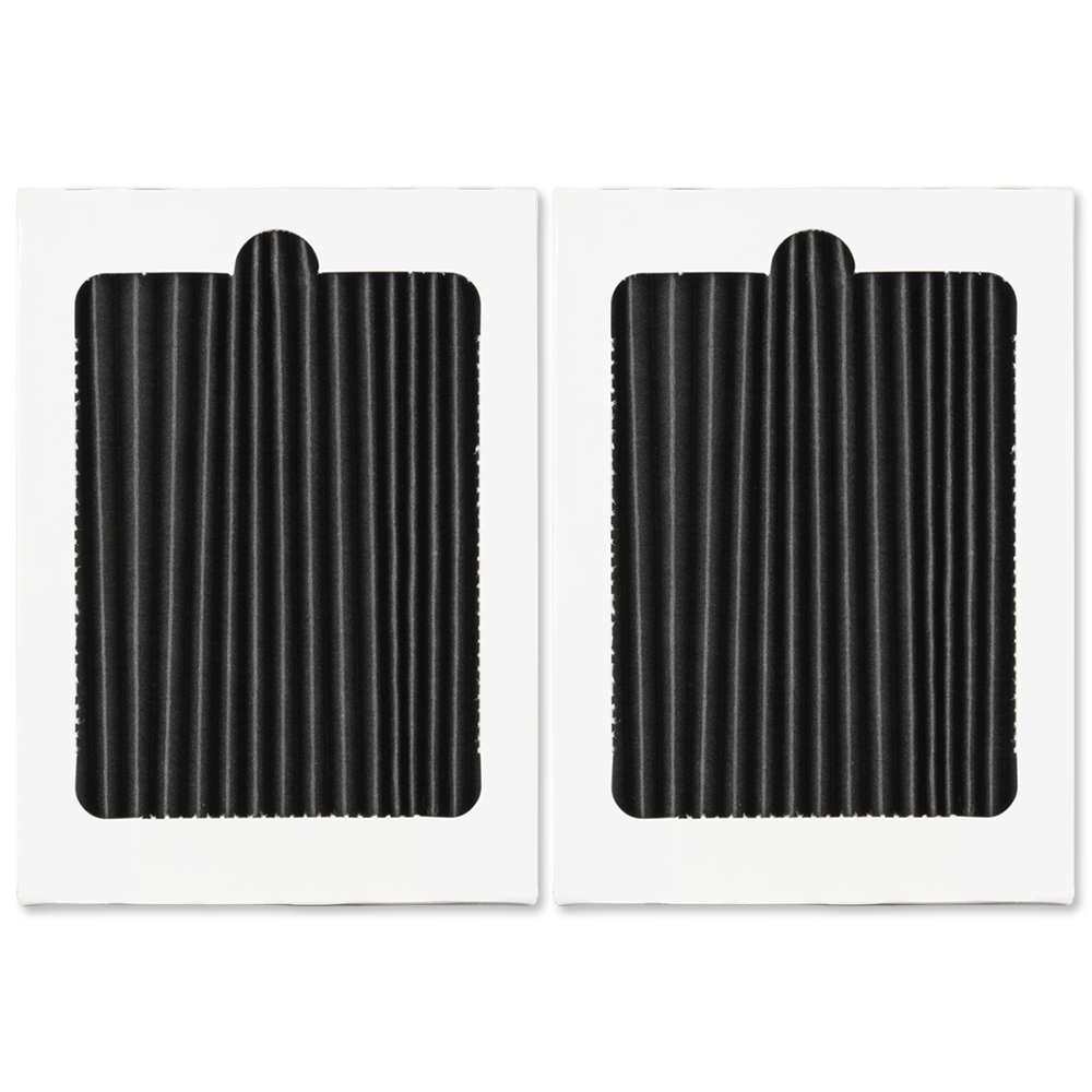 Replacement for Frigidaire PAULTRA and Electrolux EAFCBF Fridge Air Filter, 2-Pack