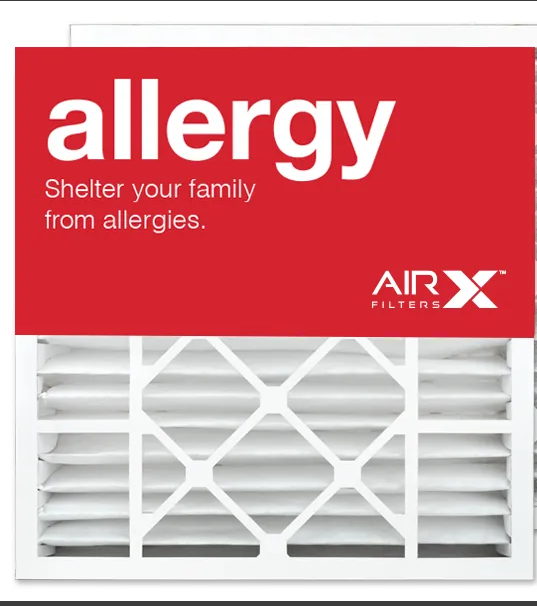 20x20x5 AIRx ALLERGY Goodman / Amana M2-1056 Replacement Air Filter - MERV11
