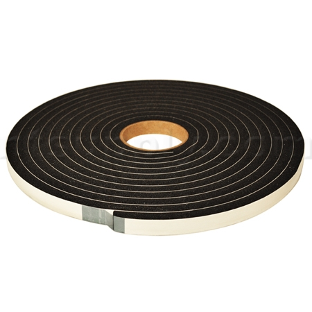 "1/2"" X 25' Roll Filter Gasket Tape (JVCC SCF48-0)"