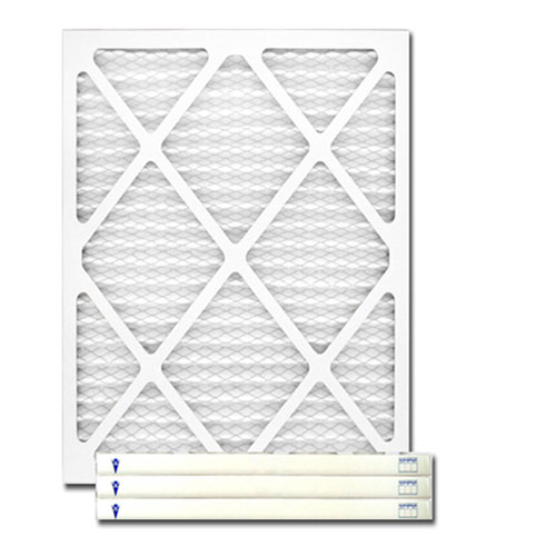 "20"" X 24"" X 2"" MERV 13 Pleated Filter For Geothermal Systems"