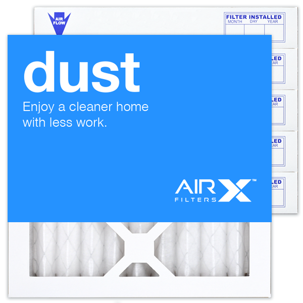 10x10x2 AIRx DUST Air Filter - MERV 8