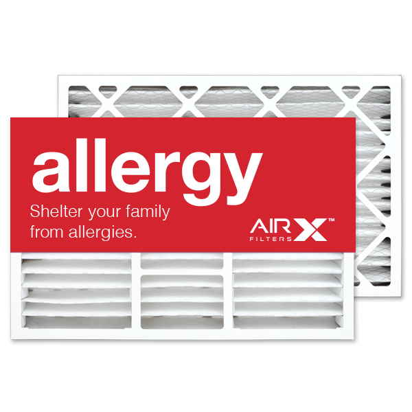 16x25x5 AIRx ALLERGY Replacement for Lennox X6670 Air Filter - MERV 11