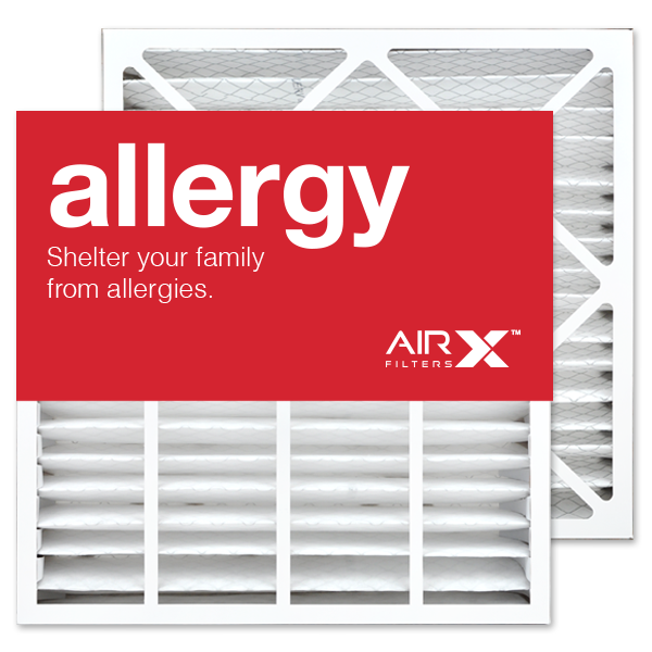19x20x4 AIRx ALLERGY Bryant/Carrier FILXXFNC-0021 Replacement Air Filter - MERV 11
