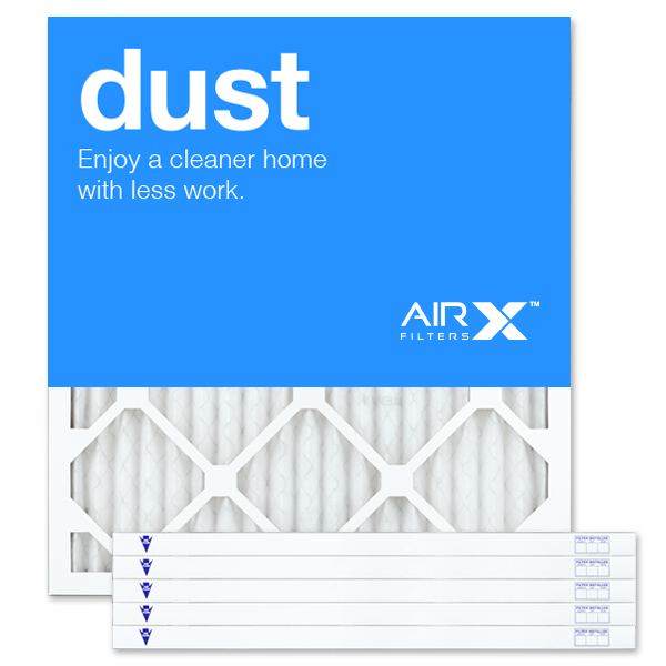 19x21x1 AIRx DUST Air Filter - MERV 8