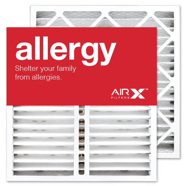20x20x5 AIRx ALLERGY Honeywell FC100A1011 Replacement Air Filter - MERV 11