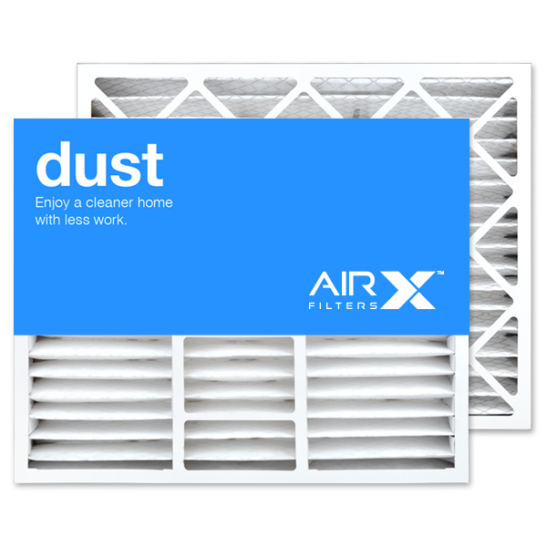 20x25x5 AIRx DUST Honeywell FC100A1037 Replacement Filter - MERV 8