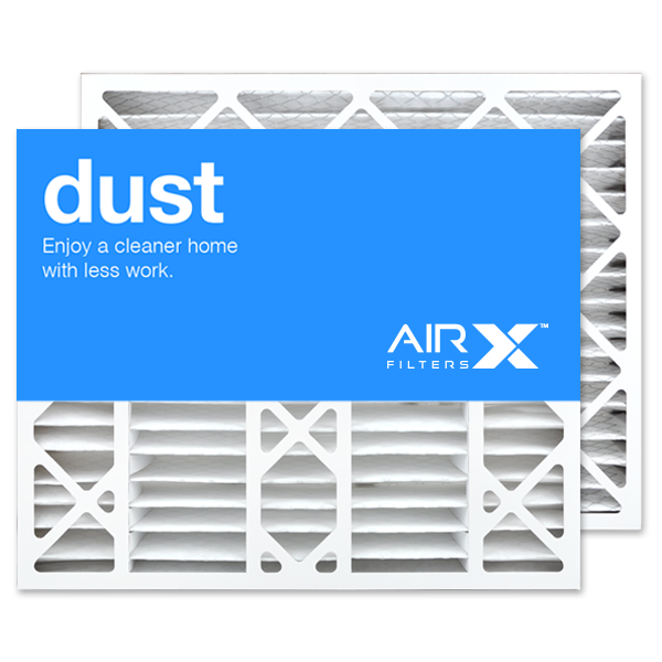 20x25x6 AIRx DUST Apriliare 201 Replacement Air Filter - MERV 8