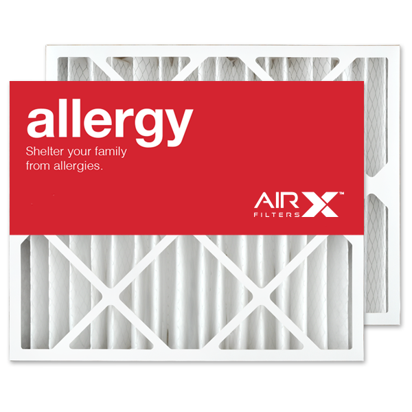20x26x5 AIRx ALLERGY White Rodgers FR2000-100 Replacement Air Filter - MERV 11