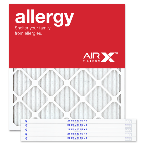 21.5 x23.5x1 AIRx ALLERGY Air Filter - MERV 11