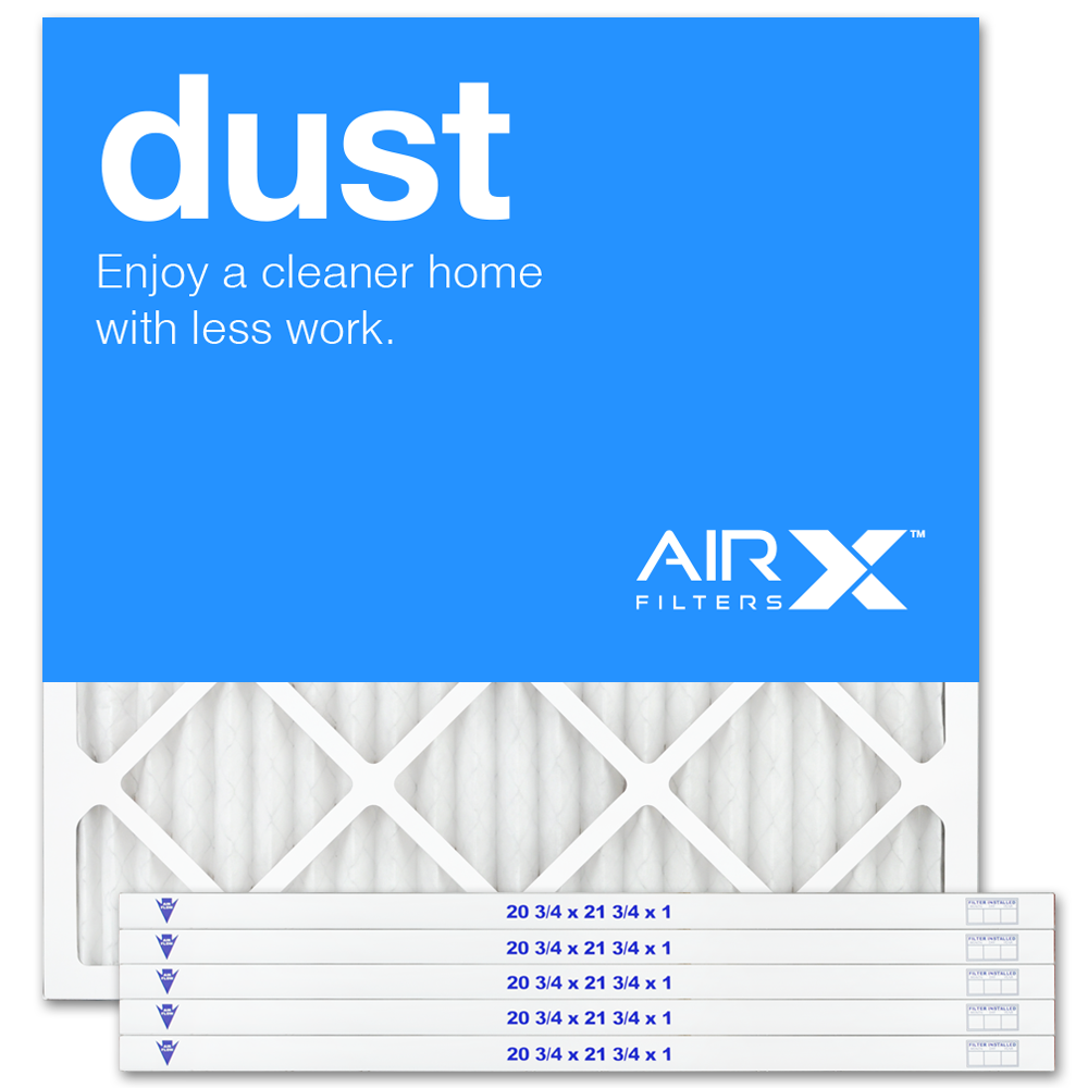 21x22x1 AIRx DUST Air FIlter -  MERV 8
