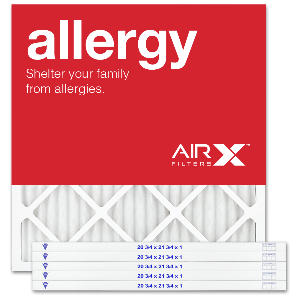 21x22x1 AIRx ALLERGY Air Filter - MERV 11