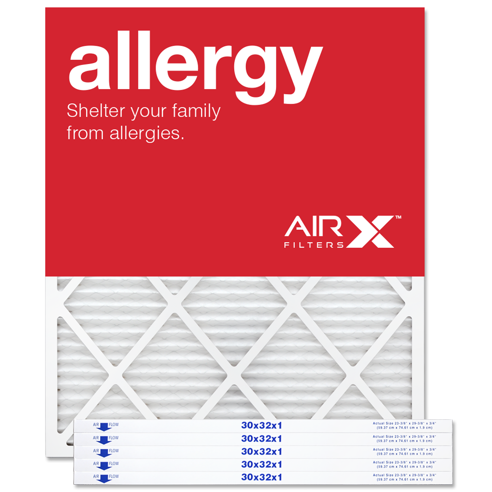 30x32x1 AIRx ALLERGY Air Filter - MERV 11