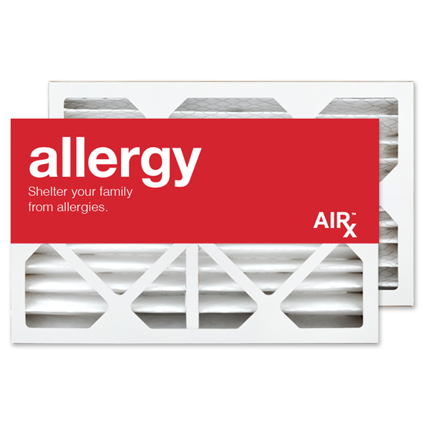 12x20x4 AIRx ALLERGY Bryant/Carrier FILXXFNC-0014 Replacement Air Filter - MERV 11