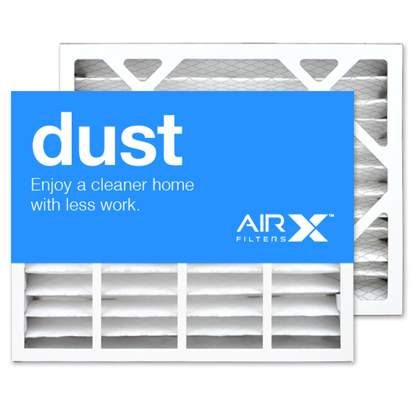 16x20x4 AIRx DUST Bryant/Carrier FILXXFNC-0017 Replacement Air Filter- MERV 8