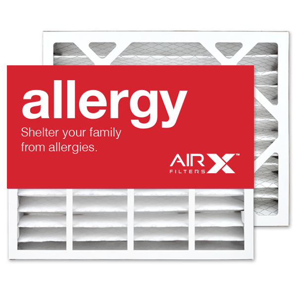 16x20x4 AIRx ALLERGY Bryant/Carrier FILXXFNC-0017 Replacement Air Filter- MERV 11