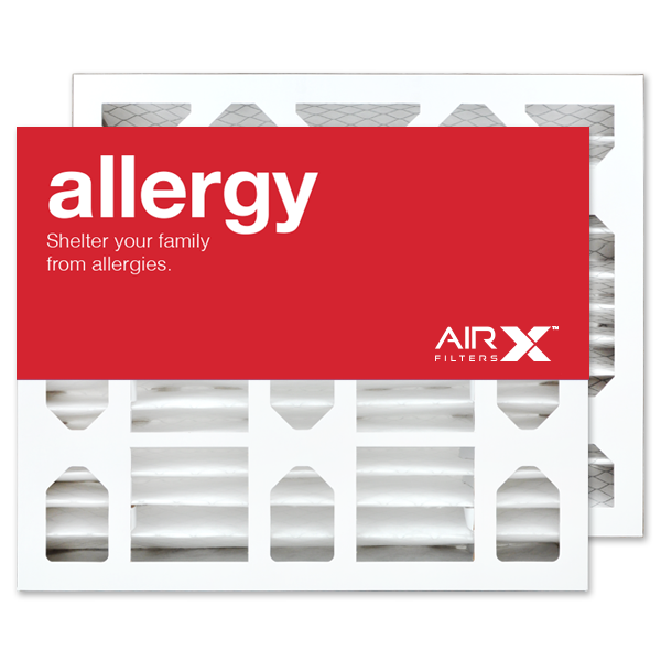 16x20x5 AIRx ALLERGY Replacement for Lennox X0582 Air Filter -  MERV 11