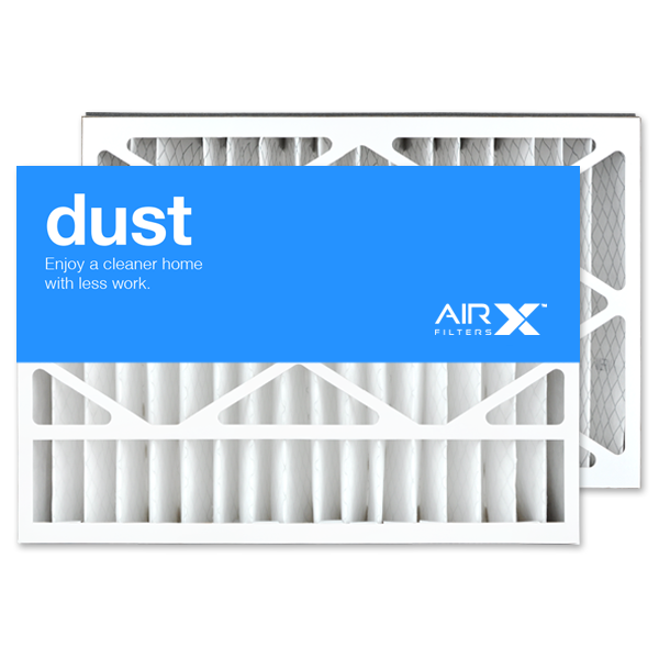 16x25x5 AIRx DUST Air Bear 255649-105 Replacement Air Filter - MERV 8