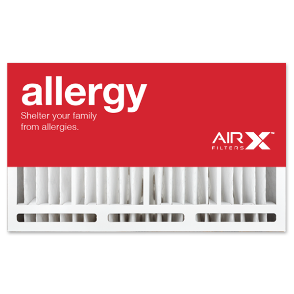 16x25x5 AIRx ALLERGY Goodman / Amana M1-1056 Replacement Air Filter - MERV 11