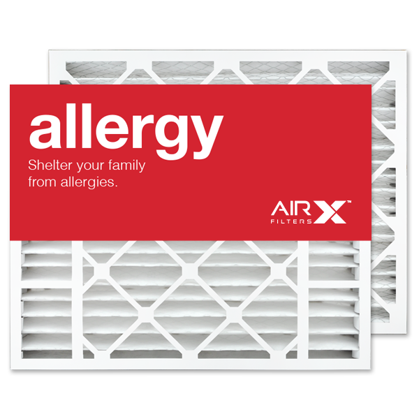 20x25x4 AIRx ALLERGY TopTech TT-FM-2025 Replacement Air Filter - MERV 11