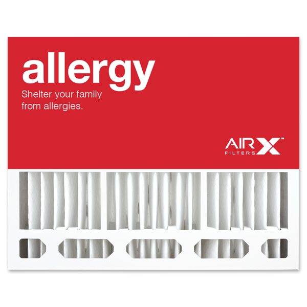 20x25x5 AIRx ALLERGY Goodman / Amana M8-1056 Replacement Air Filter - MERV 11