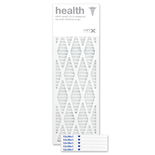 12x36x1 AIRx HEALTH Air Filter - MERV 13