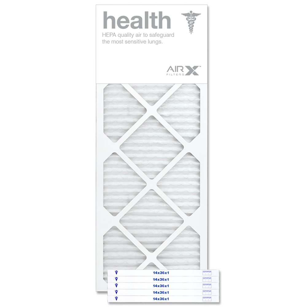 14x36x1 AIRx HEALTH Air Filter - MERV 13