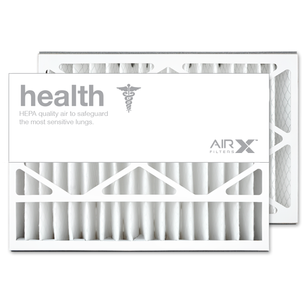 16x25x5 AIRx HEALTH Air Bear 255649-105 Replacement Air Filter - MERV 13
