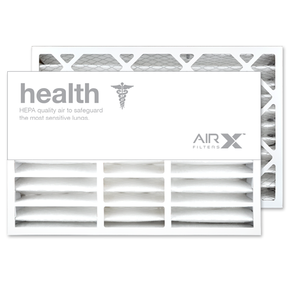 16x25x5 AIRx HEALTH Lennox X6670 Replacement Air Filter - MERV 13
