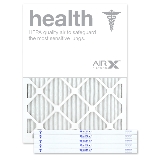 18x24x1 AIRx HEALTH Air Filter - MERV 13