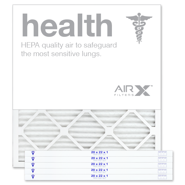 20x22x1 AIRx HEALTH Air Filter - MERV 13