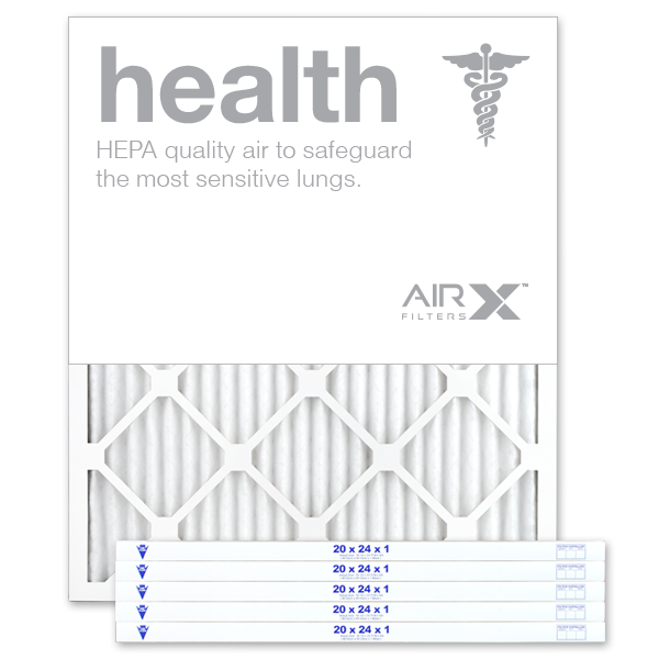 20x24x1 AIRx HEALTH Air Filter - MERV 13