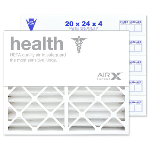 20x24x4 AIRx HEALTH Air Filter - MERV 13