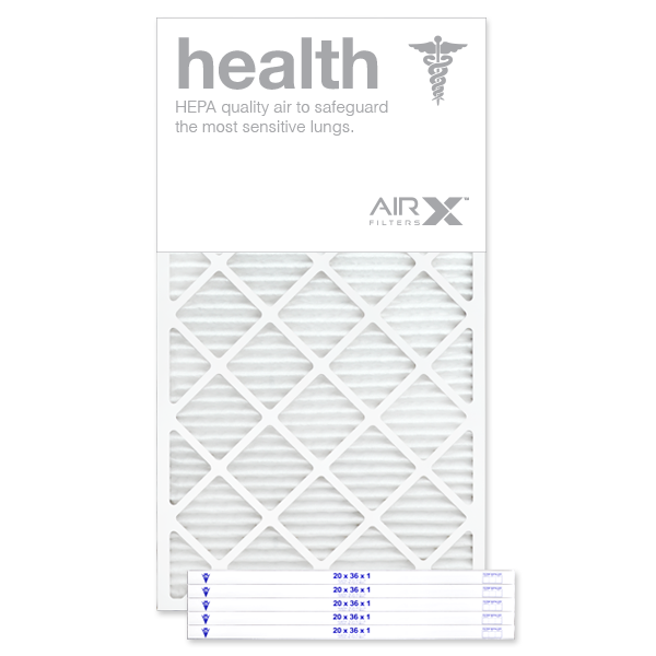 20x36x1 AIRx HEALTH Air Filter - MERV 13