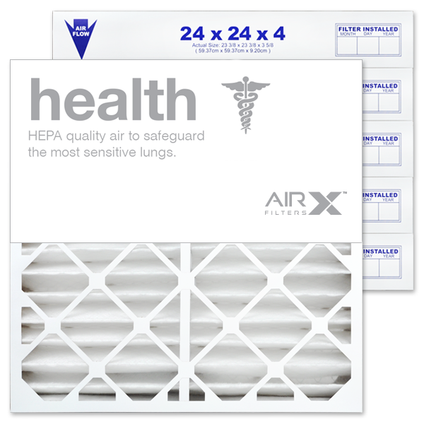 24x24x4 AIRx HEALTH Air Filter - MERV 13