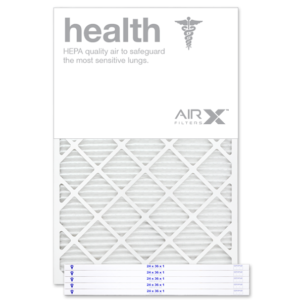24x36x1 AIRx HEALTH Air Filter - MERV 13