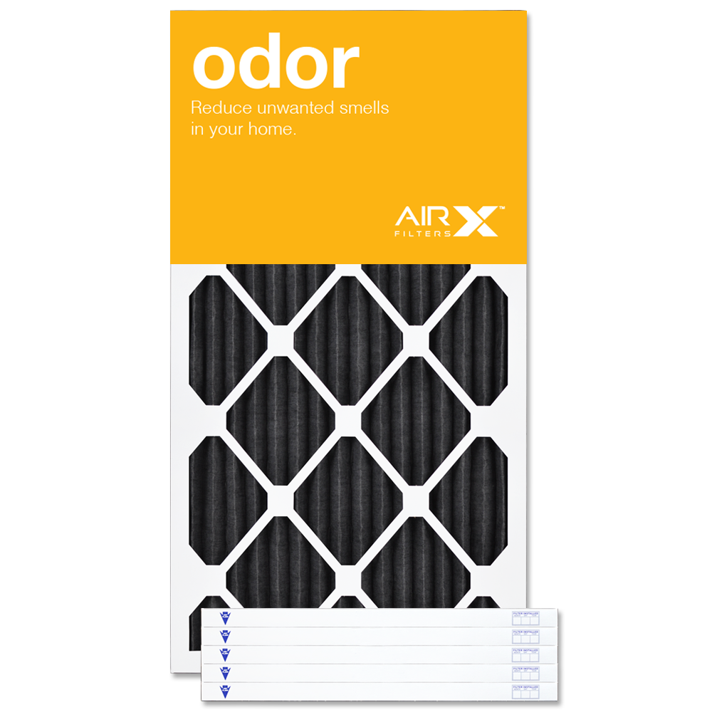 16x32x1 AIRx ODOR Air Filter - MERV 8 CARBON