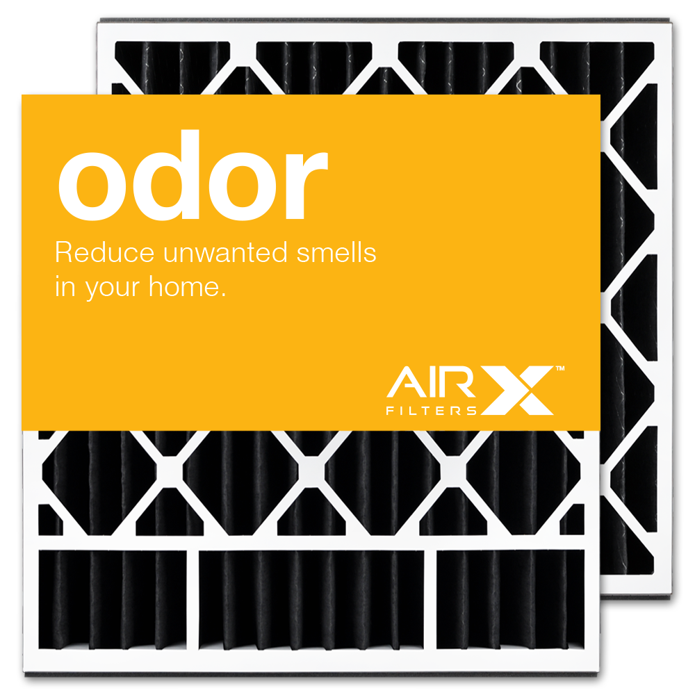 20x20x5 AIRx ODOR Skuttle 000-0448-003 Replacement Air Filter - Carbon